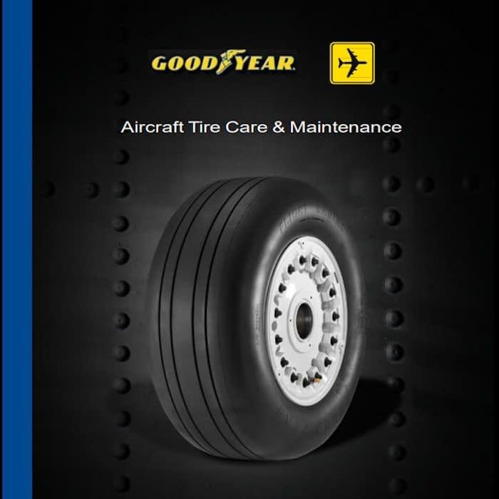 michelin aircraft tyre manual data book datasheet size specifications care service maintenance pdf