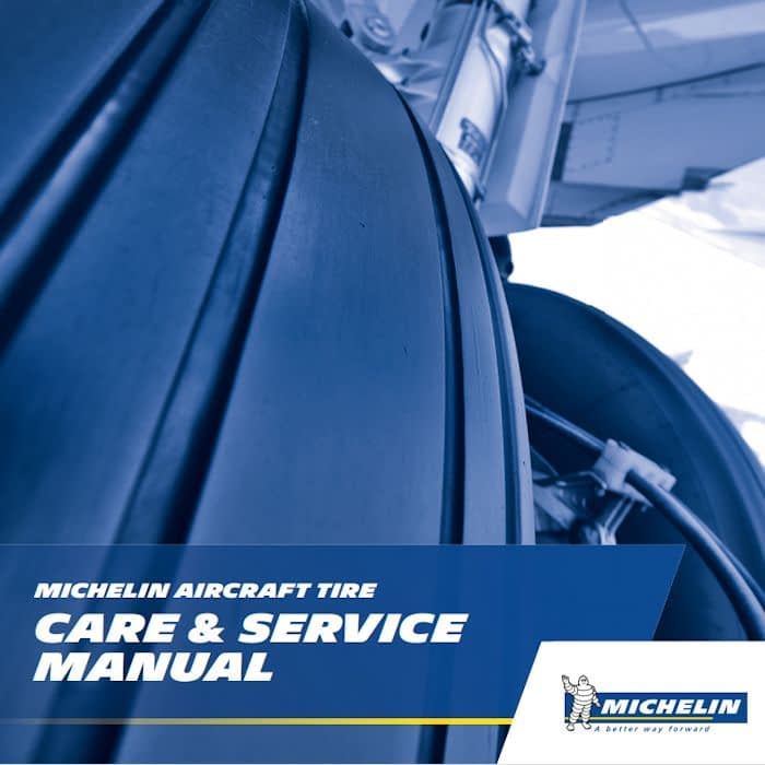 michelin aircraft tyre care maintenance data book datasheet size specifications service pdf