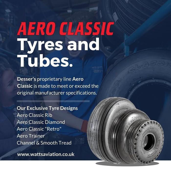 aero classic tyres tubes