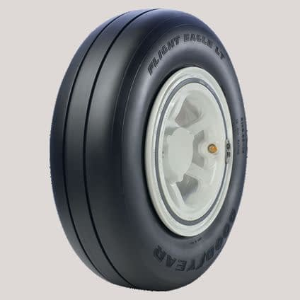 goodyear aircraft tyre supplier flight eagle lt special ii leader tubes rib custom bias radial