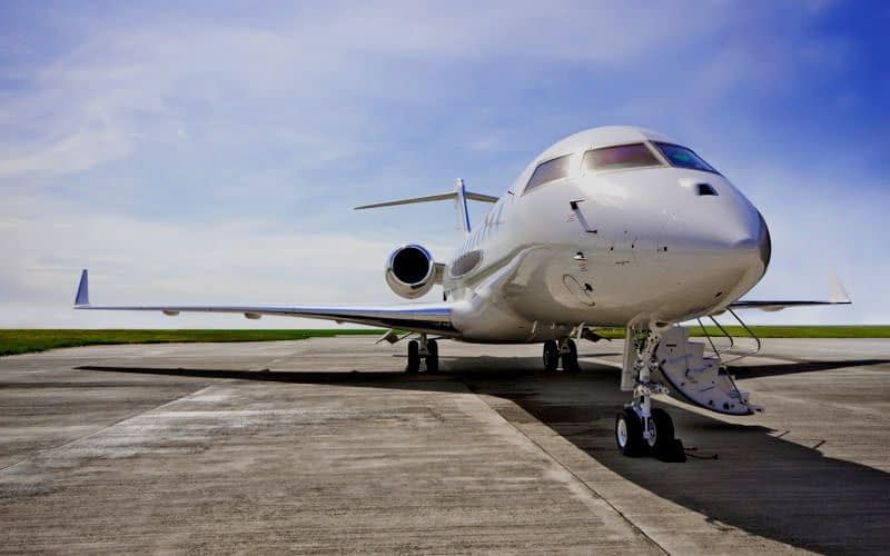 aircraft tyres wheels distributor supplier business corporate private jet king air gulfstream