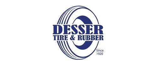 desser tire and rubber